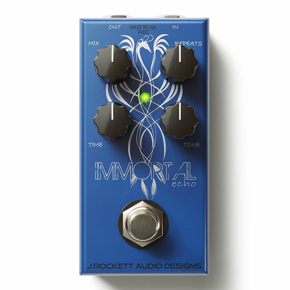 J.Rockett Audio Designs <br>IMMORTAL echo