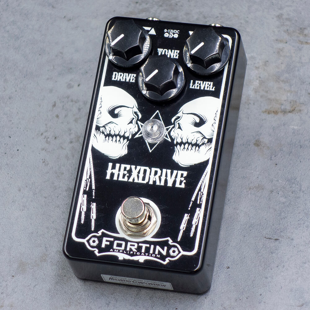 Fortin Amplification <br>HEXDRIVE