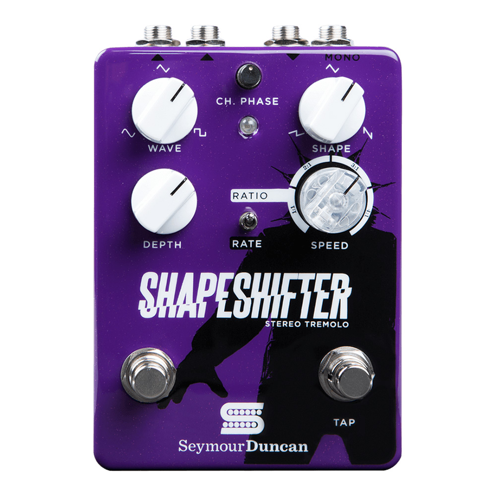 Seymour Duncan <br>Shape Shifter - Stereo Tremolo