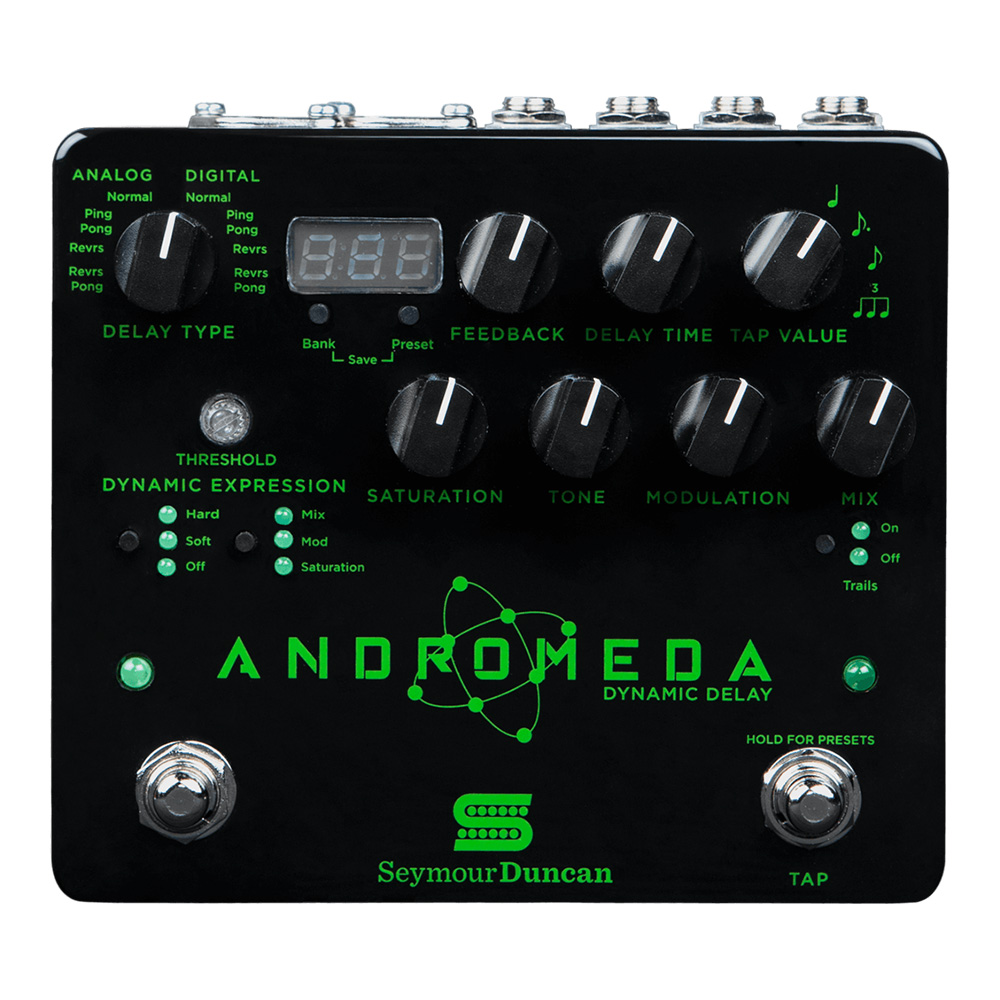 Seymour Duncan <br>Andromeda - Dynamic Delay