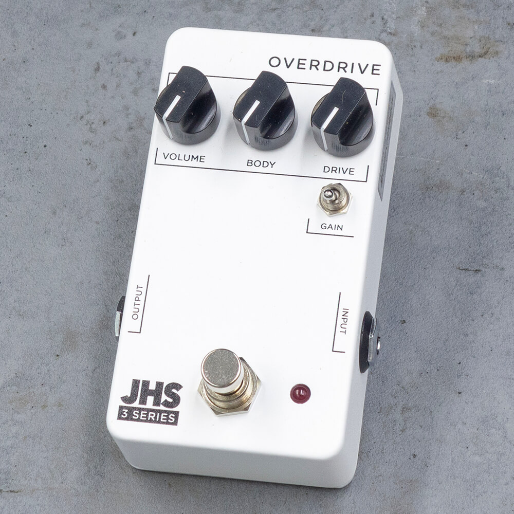 JHS Pedals <br>3 SERIES OVERDRIVE