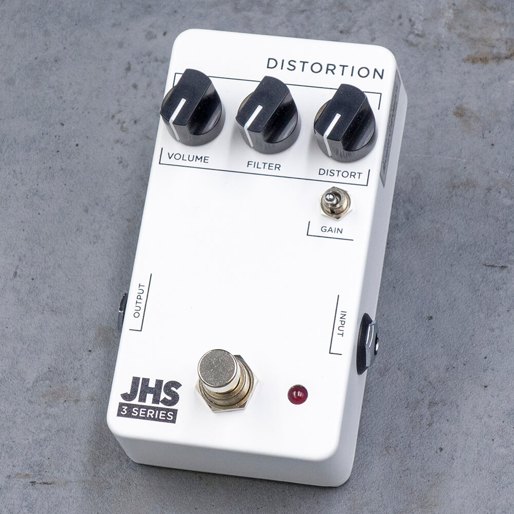 JHS Pedals <br>3 SERIES DISTORTION