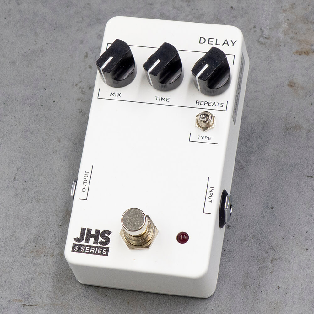 JHS Pedals <br>3 SERIES DELAY