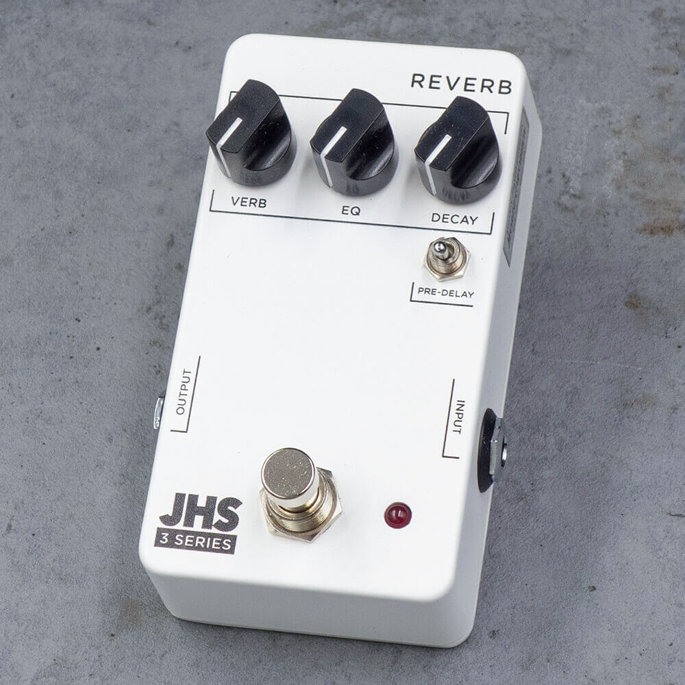 JHS Pedals <br>3 SERIES REVERB