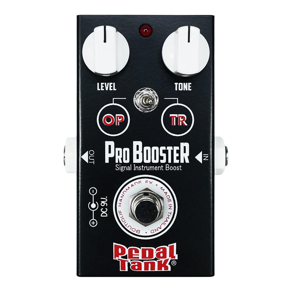 Pedal Tank <br>Pro Booster