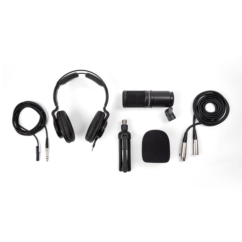 ZOOM <br>ZDM-1PMP PODCAST MIC PACK