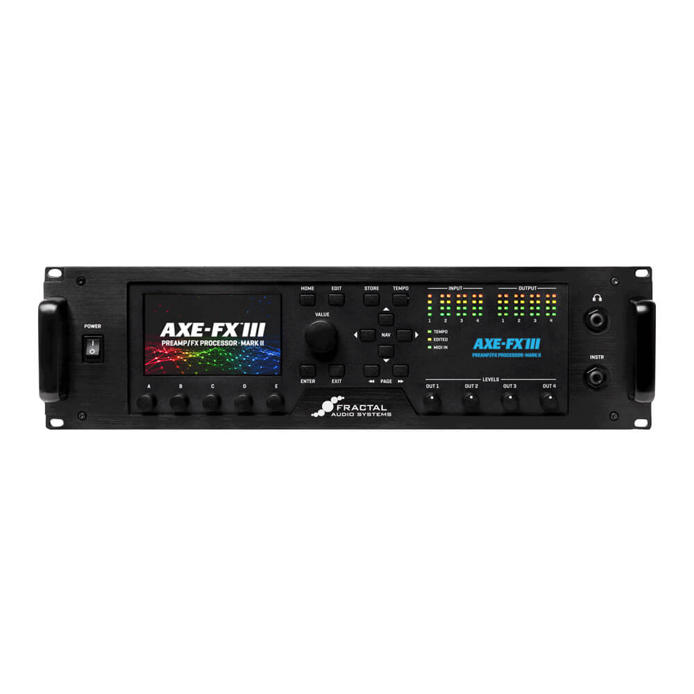 Fractal Audio Systems <br>Axe-Fx III MARK II