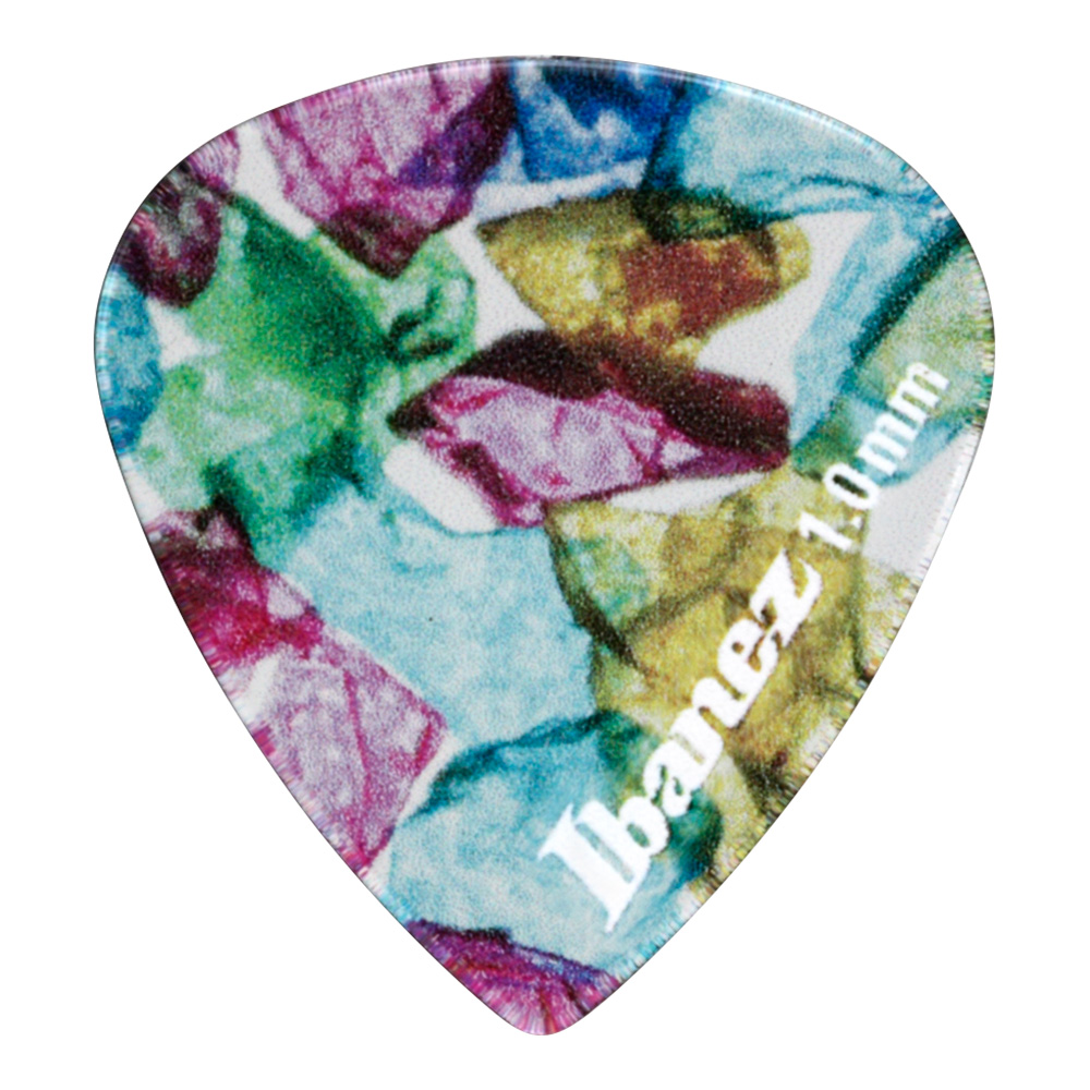 Ibanez <br>KALEIDO Pick 1.0mm [CP16H-P8] 50枚セット