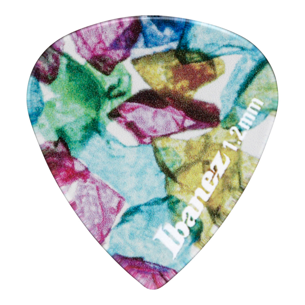 Ibanez <br>KALEIDO Pick 1.2mm [CP16XH-P8] 50枚セット