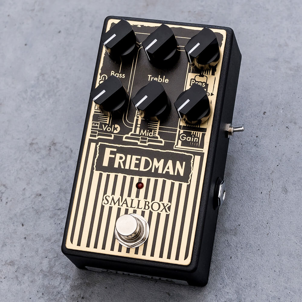 Friedman <br>Smallbox Overdrive Pedal