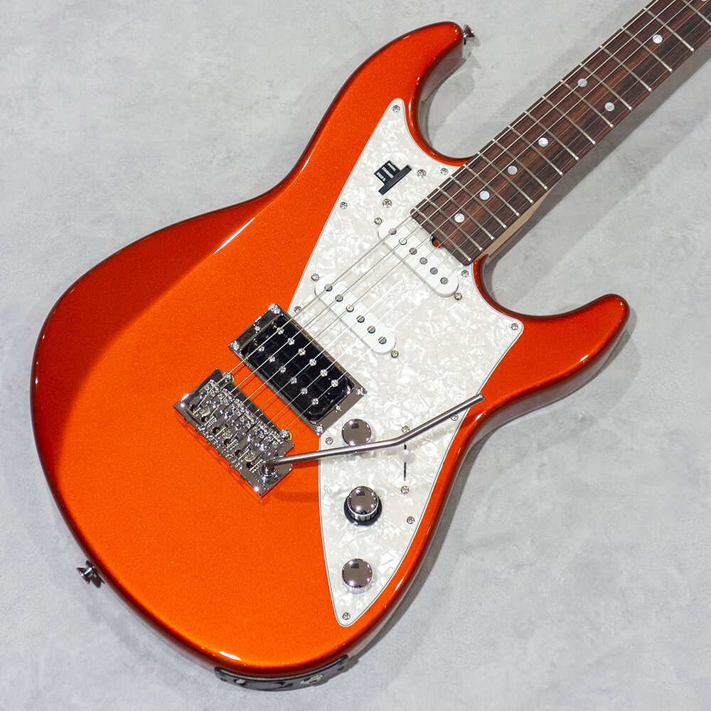 Line 6 <br>JTV-69 US ALDER SSH CANDY ORANGE