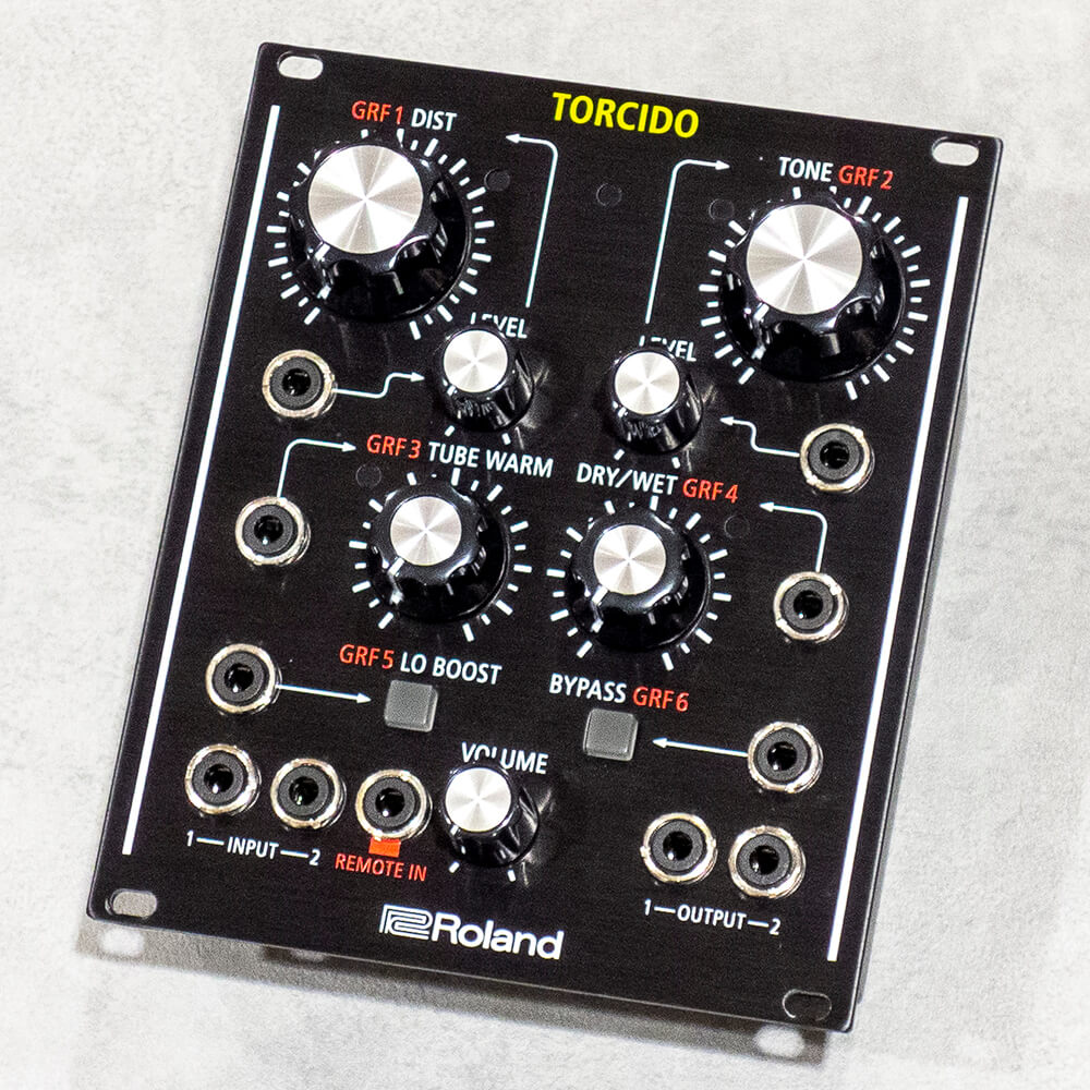 Roland <br>TORCIDO Modular Distortion