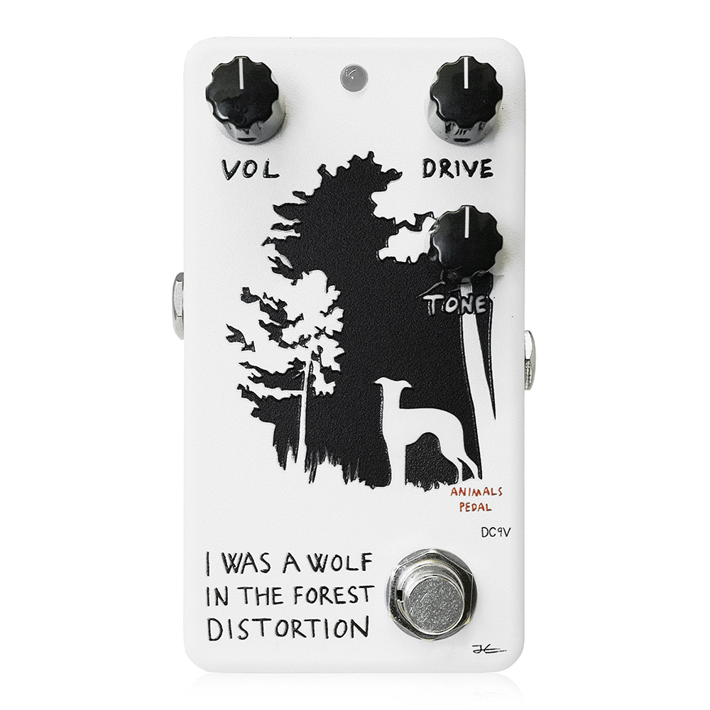 ANIMALS PEDAL <br>I Was A Wolf In The Forest Distortion