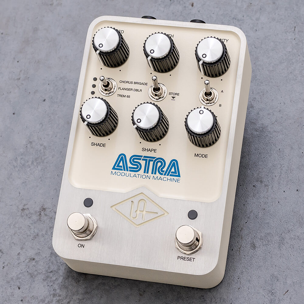UNIVERSAL AUDIO <br>UAFX Astra Modulation Machine