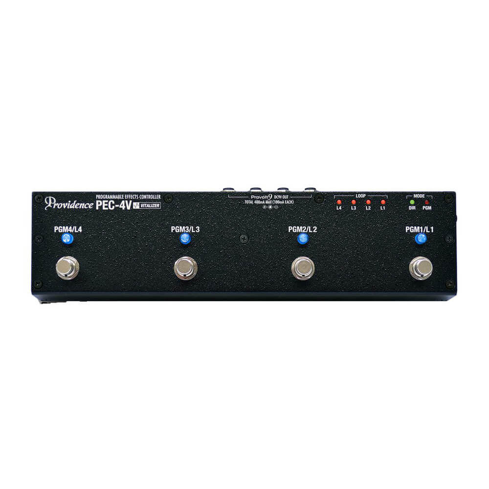 Providence <br>PEC-4V PROGRAMMABLE EFFECTS CONTROLLER