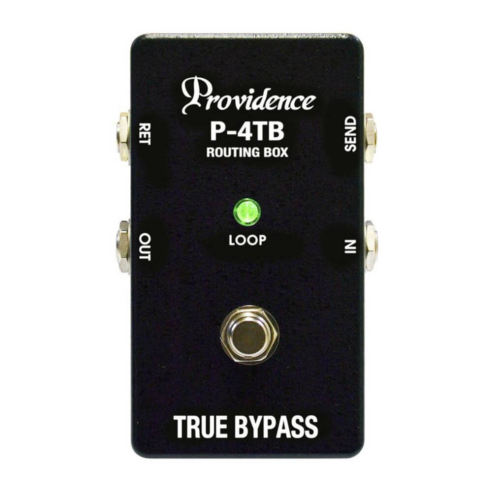 Providence <br>P-4TB TRUE BYPASS