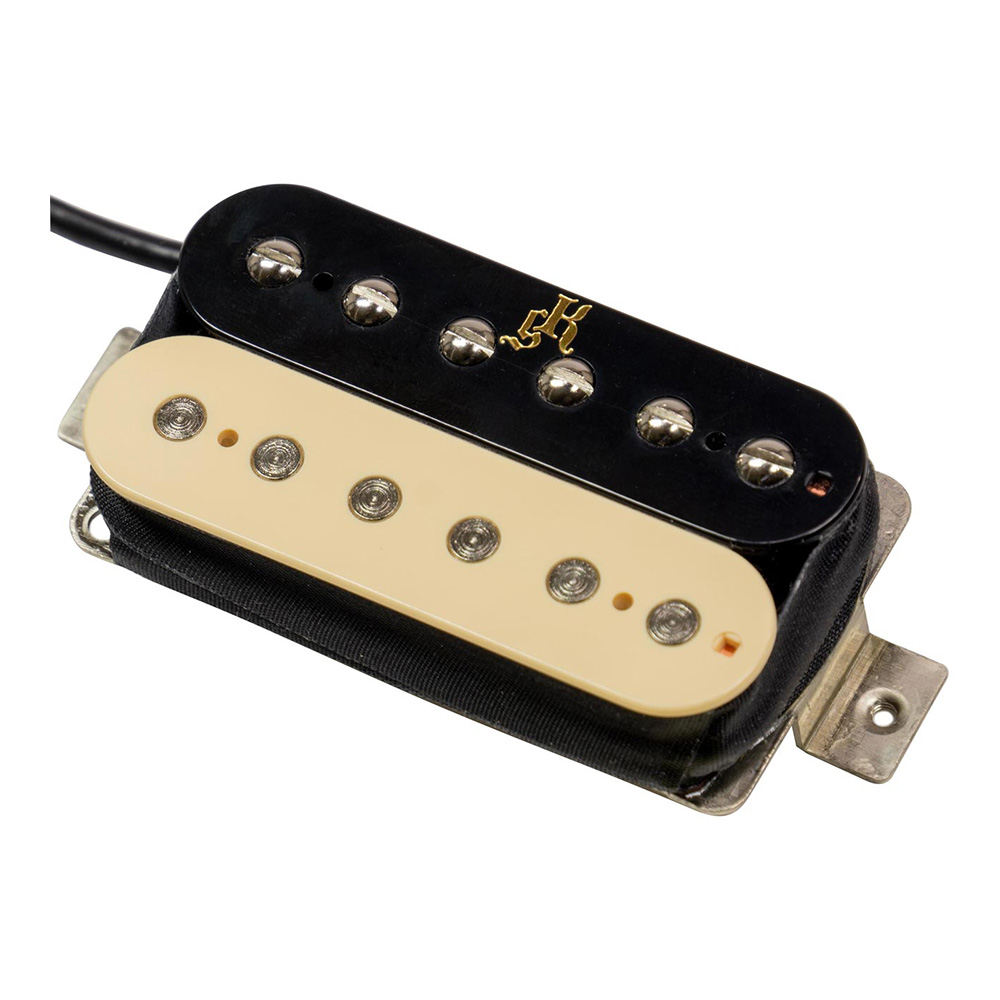 Killer Guitars <br>LQ-500 for Neck (Black/Cream)