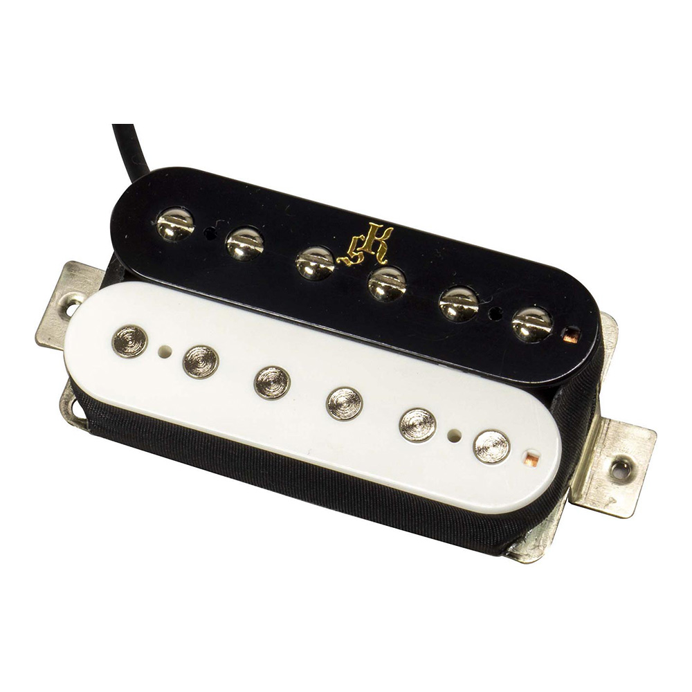 Killer Guitars <br>LQ-500 for Neck (Black/White)