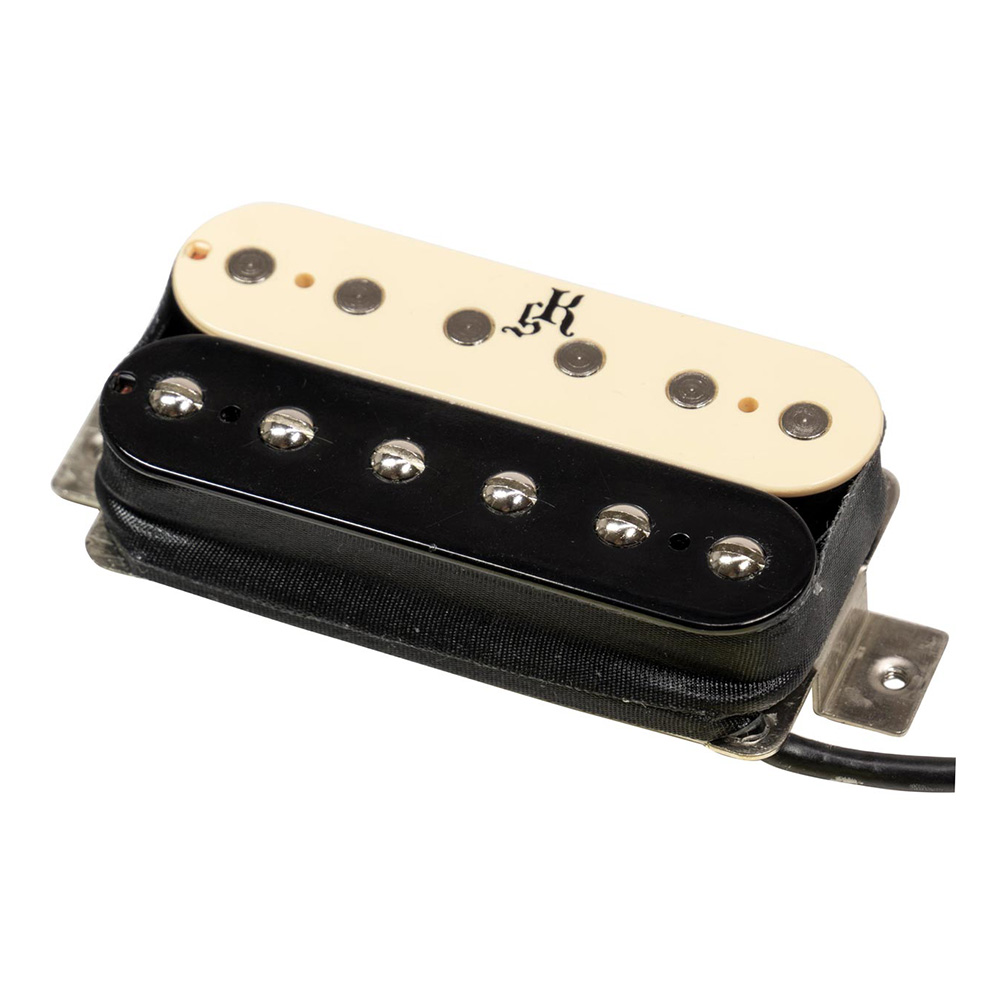 Killer Guitars <br>Dyna-Bite for Bridge (Cream/Black)