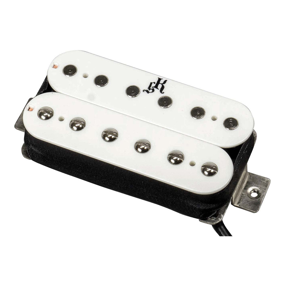 Killer Guitars <br>Dyna-Bite for Bridge (White)