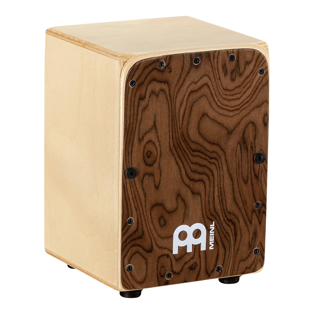 MEINL <br>Mini Series Cajon / Burl Wood [MC1BW]