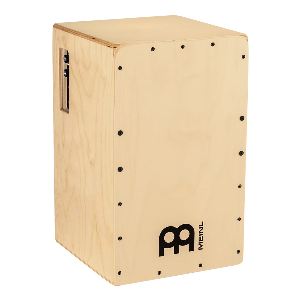 MEINL <br>Pickup Snarecraft Series Cajon / Baltic Birch [PSC100NT]